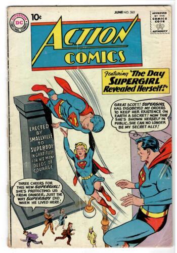 Action Comics #265 Good