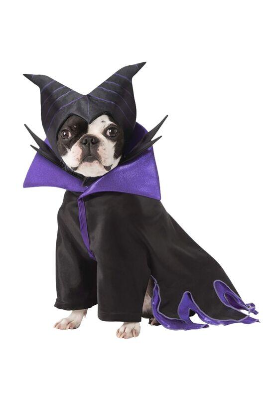 Dog Maleficent Costume