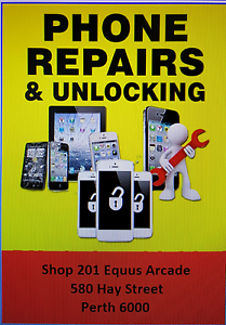 Ipad cracked screen replacement Perth Perth City Area Preview
