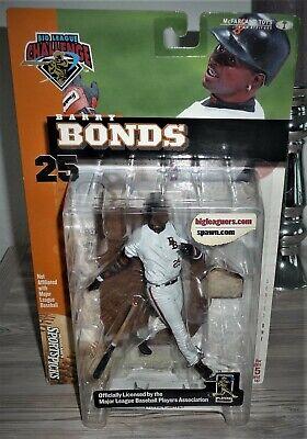 Barry Bonds MLB McFarlane Sports Figure by Big League Challenge