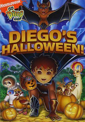 Diego Halloween Dvd (Diego's Halloween (DVD, 2008, Full Screen))