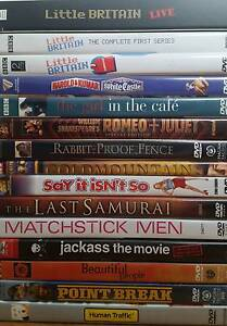 47 Various DVDs Newcastle Newcastle Area Preview