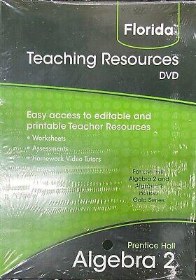 Prentice Hall Algebra 2 & Honors Gold Teaching Resources DVD Software (Prentice Hall Gold Algebra 2 Teaching Resources)