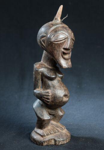 Songye Kalebwe Fetish Figure, D.R. Congo. African Tribal Art