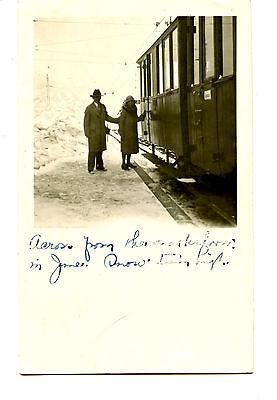 - Matterhorn Train