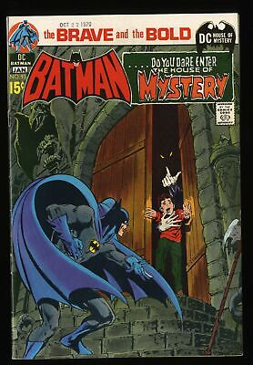 Brave And The Bold #93 VF/NM 9.0 (Former CGC VF/NM 9.0) House of Mystery!