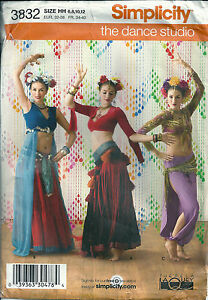 Exotic Dancewear Sewing Patterns