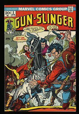 Gun-Slinger #2 VF 8.0