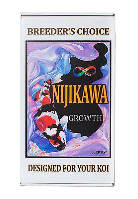 Nijikawa Growth Koi Food by EWOS! Koi Fish Koi Pond :Authorized eBay Dealer: