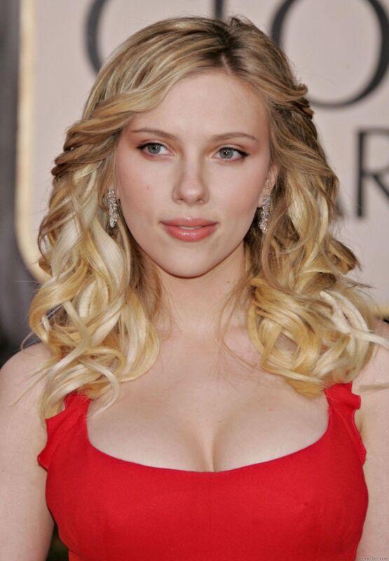 Scarlett Johansson Actress Delicate 8x10 Photo Print