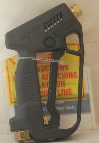 Tee Jet GunJet Spray Gun Brass 30L 4000 PSI Sprayer Power Washing Sprayer Handle
