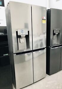 Factory 2nds LG 570L French door Fridges with Ice and water