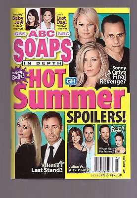 Abc Soaps In Depth General Hospital Gh Hot Summer Spoilers June 2017