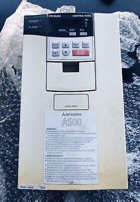 Mitsubishi A500 Inverter Drive Fr-a540-0.4k-na Fra5400.4kna