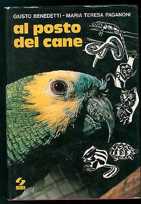 BENEDETTI PAGANONI AL POSTO DEL CANE SEI 1980