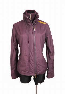 *Superdry Windcheater Womens Jacket Purple size 40