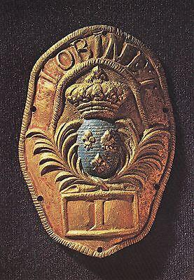Carte Postale - Plaque de Postillon / Ancien Règime, Relais de Lobinet