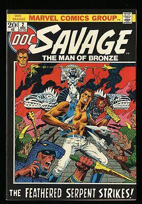 Doc Savage #2 VF/NM 9.0