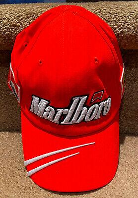 Formula 1 Ferrari Marlboro Team Issued Cap