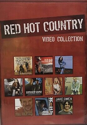 Red Hot Country Video Collection    DVD