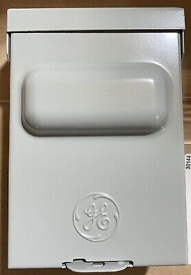 Ge Fused Ac Disconnect Outdoor Switch Air Conditioner 30amp 120240v Tf30rcp