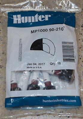 Hunter MP Rotator Nozzle MP1000 90-210 Rotor Nozzle NIB New Unopened Bag of 10