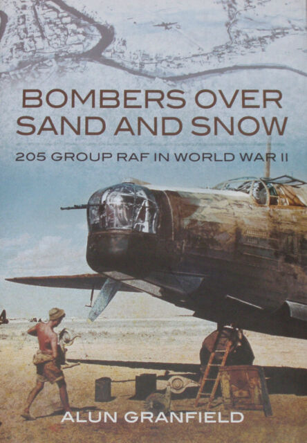 205 GROUP RAF WW2 Second World War Squadron History NEW North Africa Italy