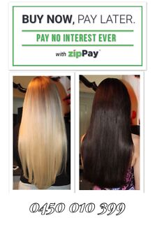 Tape hair extensions in brisbane region qld health fitness wynnum hair extensions buy now pay later pmusecretfo Choice Image