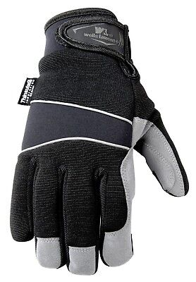 Wells-lamont-cold-weather- Mens Hi-dexterity Winter Gloves 60-gram Thinsulate