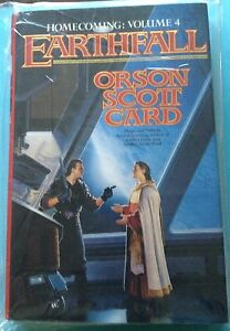 The Homecoming: Volume 4 Earthfall by Orson Scott Card