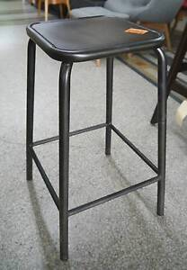 New French Industrial Coffee Rust Bean Stools Bar Cafe Restaurant Melbourne CBD Melbourne City Preview