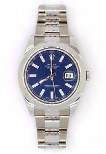Rolex Oyster Perpetual Datejust II 41mm Stainless Steel For Sale! Perth Perth City Area Preview