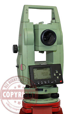 Leica Tcr303 Prismless Surveying Total Stationtopcontrimblesokkianikontps