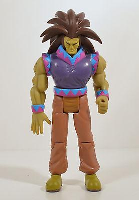 """RARE 1996 Big Shield Gardna 6"""" Kazuki Takahashi Action Figure Yu-Gi-Oh"""