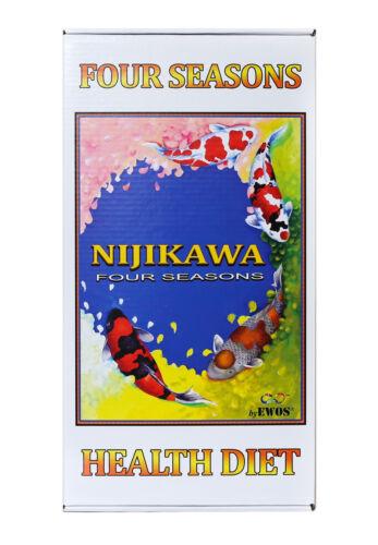 Nijikawa Four Seasons by EWOS! 15lb 5mm floating •Authorized eBay Dealer•