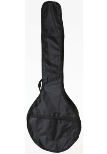 R.W. Jameson 5 & 6 String Banjo Gig Bag Case Cover Free Shipping