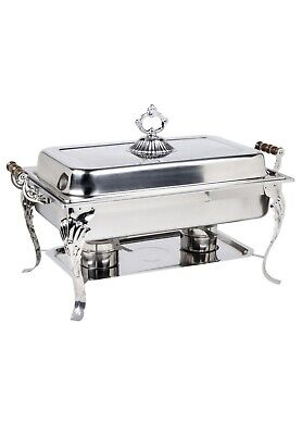 8 Quart Chafers Set Of Two