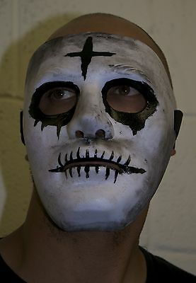 The Purge Anarchy 2 Style Mask New Halloween Fancy Dress Horror Killer Cross](Purge 2 Masks)
