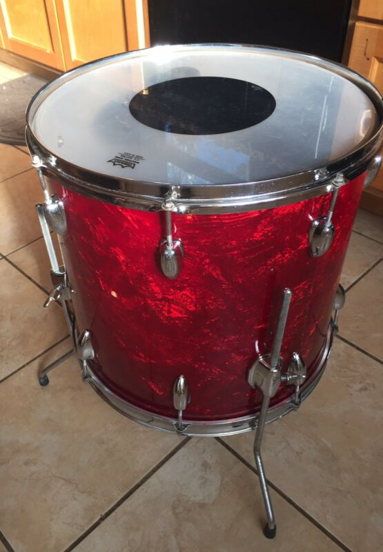 "Vintage 1960's MIJ 16"" Floor Tom"