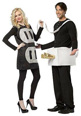 Rasta Imposta Stecker und Steckdose Leicht Lustig Paar Halloween Kostüm Gc7233