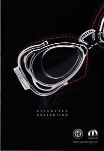 Alfa Romeo Lifestyle Collection 12 / 2015 catalogue brochure 72 p. - <span itemprop='availableAtOrFrom'> Varsovie, Polska</span> - Alfa Romeo Lifestyle Collection 12 / 2015 catalogue brochure 72 p. -  Varsovie, Polska