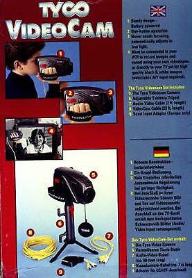 Videoüberwachungsanlage für Alarm sw mit TV+Radio komplett
