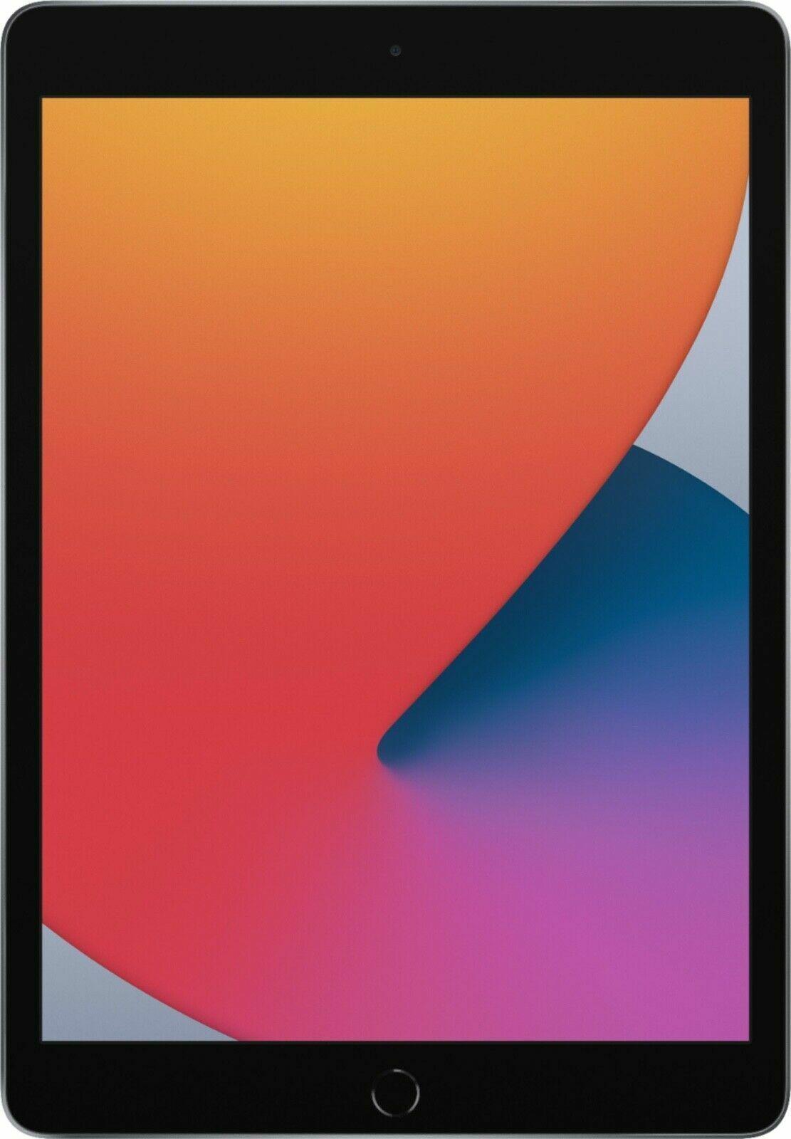 """NUEVO Apple iPad 2020 8.ª gen. 32GB, Wi-Fi, 10,2"""" - Gris espacial"""