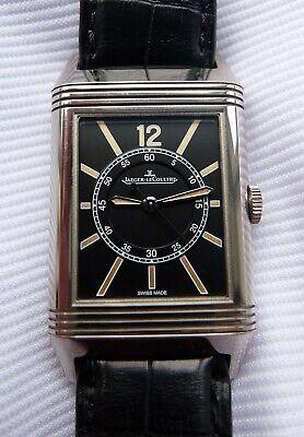 Jaeger LeCoultre Grande Reverso 1931 Seconde Centrale Automatic Watch 381357J