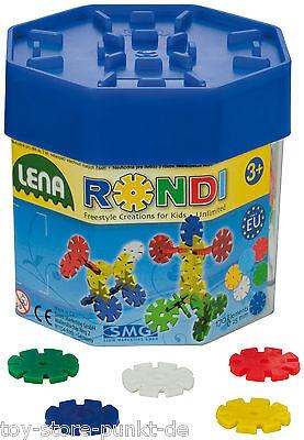 Lena ® Rondi-25 Baudose Kinder Kleinkinder Spielzeug Steckspiel Puzzle # 35945