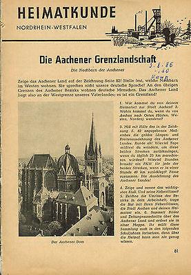 Landschaft Grenze (Göbel, Aachener Grenz-Landschaft, Aachen u. seine Nachbarn, Heimatkunde NRW 1969)
