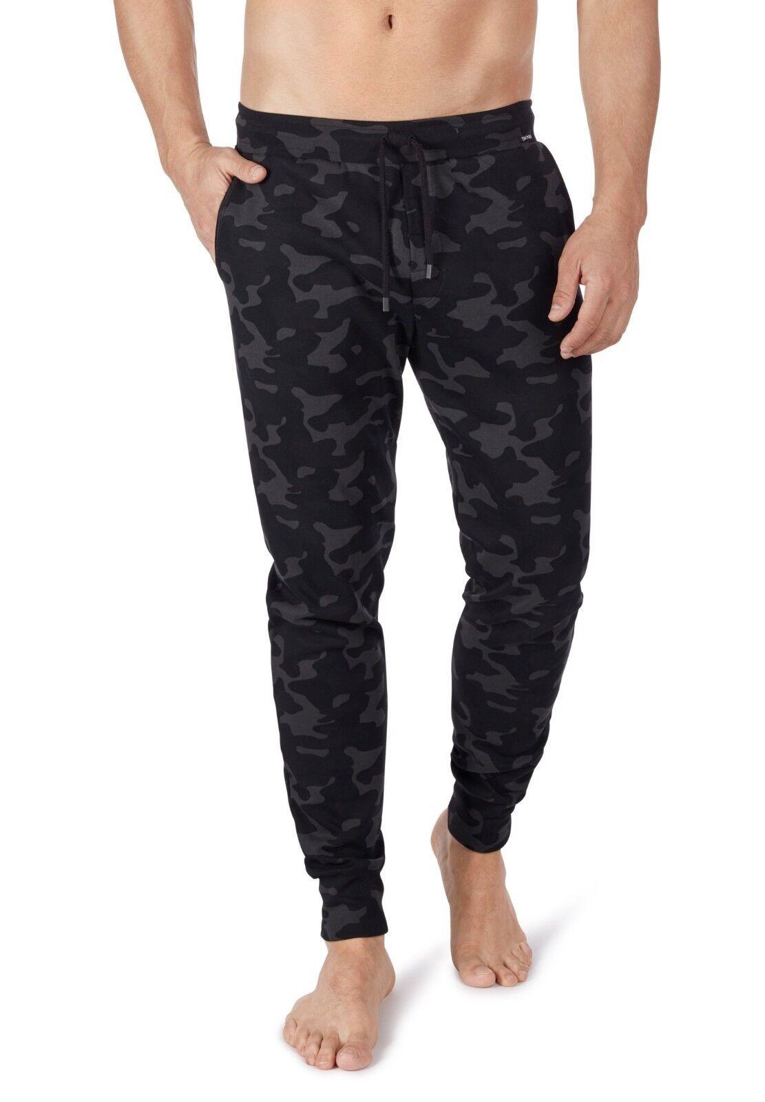 Skiny Herren Loungewear Collection Hose Freizeithose Camouflage 86830