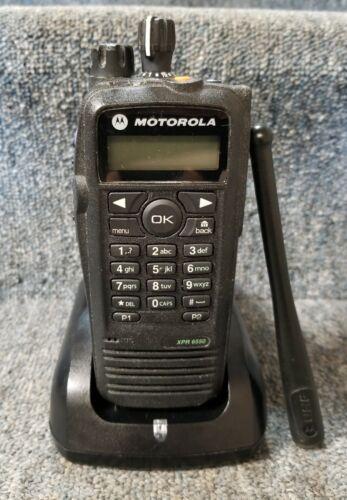 Motorola XPR6550 UHF Digital DMR MotoTrbo Radio 403-470 VERY GOOD Buy 1- 9 units