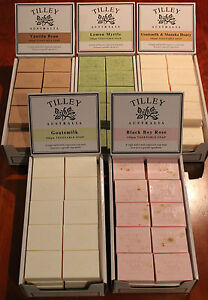 SOAPS-BY-TILLEY-AUST-PURE-VEG-SOAP-U-CHOOSE-FRAGRANCE-GOATSMILK-ETC
