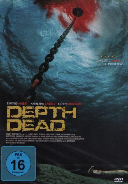 DVD NEU/OVP - Depth Dead - Edward Albert, Katherine Bailess & Kieren Hutchison